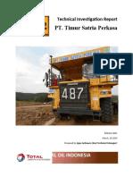 Technical Investigation Report TSP.docx
