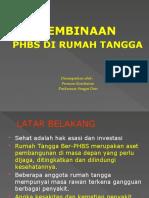 Pembinaan PHBS Kampung KB