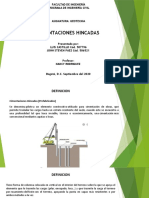 CIMENTACIONES HINCADAS ACTUALIZADA (1).pptx