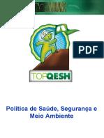 Política de ESH NUFARM.ppt