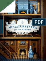 Jessie Burton - Miniaturzystka