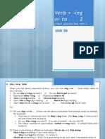 Unit 56 Verb + ing or to . . . 3.pdf