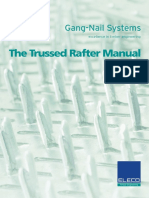 Trussed Rafter Manual