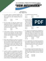 Academia Von Neumann - Aritmética - Regla de tres - 02.09.20
