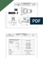 D85ESS-2 Maintenance Schedule
