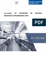 MANUAL INSTRUCCIONES COCINA