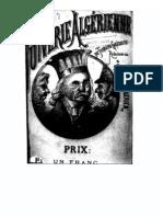 Grégoire Fernand, La Juiverie Algérienne 1888 Juifs Escrocs Lobby Juif Loi Crémieux Algérie Arabes Musulmans