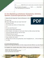 Deutsch Für Köche Und Kellner - Teil 7 - Im Restaurant - Bestellung, Bezahlung