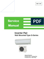 Si04-807 DAIKIN service manual ftx gv models
