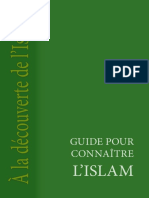 GUIDE DECOUVERTE ISLAM