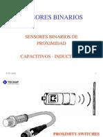Resumen sensores binarios