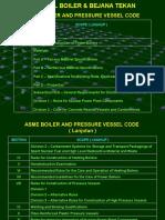7. Standar Material ASME
