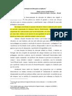 ROCHA, E. A. C. Descaminhos da democratização da Educação na Infância.pdf