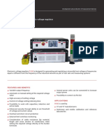 Electronic voltage regulator R100.pdf