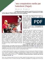 HARUN YAHYA - French - Prémisses du Dajjal (Antichrist)