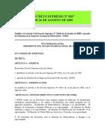 DS_267 Estatutos