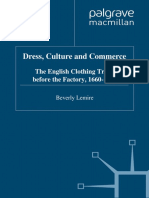 Beverly Lemire - Dress, Culture and Commerce_ The English Clothing Trade before the Factory, 1660-1800-Palgrave Macmillan (1997).pdf