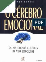 O cérebro emocional os misteriosos alicerces da vida emocional by Joseph LeDoux (z-lib.org).epub