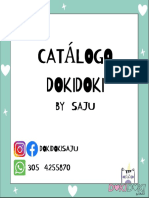 Catalogo DokiDoki Mayorista 1sep