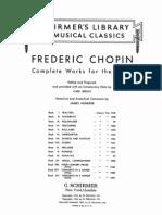 Chopin - Nocturne (Op 9)