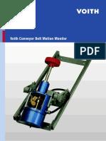 Conveyor Motion Monitor