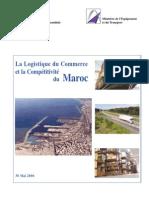 Logistique du Maroc 2006