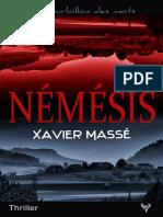 EXTRAIT du roman « Némésis » de Xavier Massé