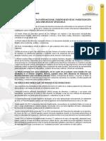 Informe ONU Conclusiones sobre Venezuela