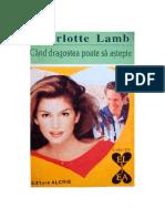 Charlotte Lamb Cand Dragostea Poate Sa A