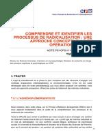 cf2r.org-Comprendre et identifier les processus de radicalisation une approche conceptuelle et opérationnelle(2)
