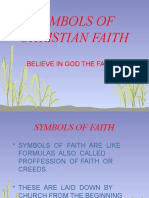 Symbols of Christian Faith/