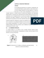 CAPÍTULO II CIRCUITOS TRIFÁSICOS-MOTORES Y TRANSFORMADORES