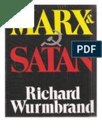 Richard Wurmbrand Marx & Satan