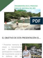 Río Dormilón%2c presentación