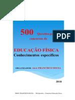 QUESTÕES PARA CONCURSOS EDUCAÇÃO FÍSICA.pdf