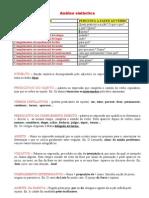 Ficha de sintaxe- informação e exercícios