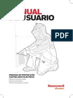 MANUAL DE USUARIO - PROWEAR PLUS