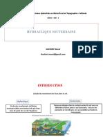 HydrSouterraine-Partie1