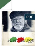 Poesía Javier Villafañe