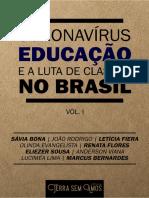 CORONAVÍRUS E LUTA DE CLASSES NO BRASIL