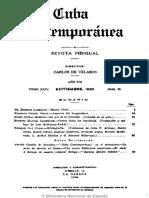 Bergson en Cuba
