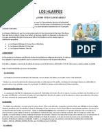 LOS HUARPES (bibliografia)