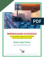 IMPERIALISMO ECOLÓGICO. RENÁN VEGA CANTOR