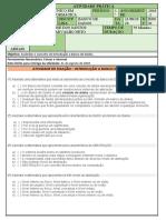 001 - BD - Exercício Fixação - Introdução.docx