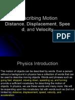 distance displecement speed velocity.ppt