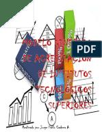 Modelo de Acreditación de Institutos Tecnológicos Superiores Ecuador