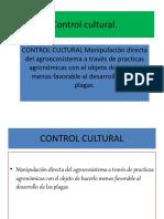 4 CONTROL CULTURAL