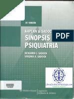 Kaplan - Sinopsis de Psiquiatría 10ed.pdf