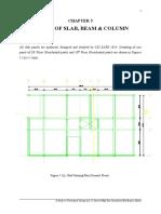 5. CHAPTER V- Design of Slab Beam Column