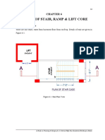 6. CHAPTER VI-Design of Stair, Ramp & Lift Core